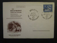Germany DDR SC# 91 on 1951 FDC / Cacheted / Unaddressed - Z4498