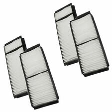 2-Pack HQRP Cabin Air Filter for Mazda 3 5 MazdaSpeed3  BP4K-61-J6X 800023P2
