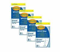 24 Oreck LWPK60H Type LW Allergy Upright Vacuum Bags LWPK25OH Magnesium OR1451