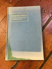 Intrinsic Safety 1971 Textbook McGraw Hill Safe Use Of Electronics