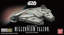 New  Vehicle Model 006 Star Wars Millennium Falcon Plastic Model  F/S