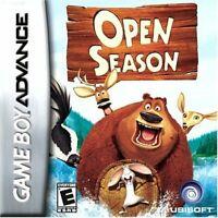 Open Season - Nintendo Game Boy Advance GBA