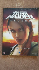 Tomb raider legends guide book manual