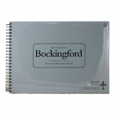 Bockingford watercolour paper paint pad rough cold press not large fat pad rkb