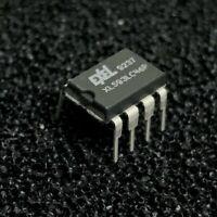 (PKG of 10) XLS93LC46P 1,024-Bit Serial EEPROM, PDIP-8, Exel 93LC46
