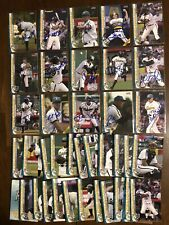 2005 Myrtle Beach Pelicans Minor League Set 15 Autographed Brian McCann Prado