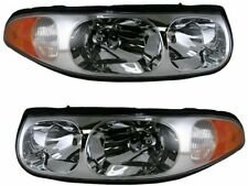 For 2000-2005 Buick LeSabre Headlight Assembly Set 79419GZ 2002 2001 2003 2004