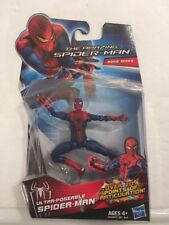 NIB The Amazing Spider Man Ultra-Poseable Action Figure Marvel Hasbro