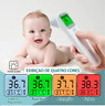 Baby Thermometer Infrared Digital LCD Body Measurement Forehead Ear