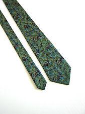 LONGCHAMP PARIS Cravatta Tie  Originale 100% SETA SILK