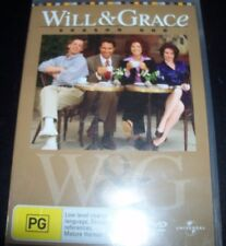 Will & Grace Series Season 1 (Australia Region 4) DVD - NEW