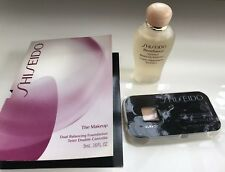 Luxus-Kosmetik-Proben Set Shiseido Kosmetikproben Neu, Benefiance, The Makeup