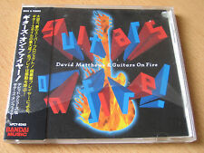 David Matthews & Guitars On Fire  Lee Ritenour,Al Di Meola,Larry Carlton, Japan