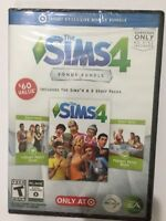 New Sealed The Sims 4: Exclusive Bonus Bundle Luxury Party Perfect Patio PC game