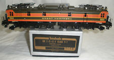 GN 1 C+C-1 Class Y-1 Electric Brass Loco #168 Collectors Quality Condition