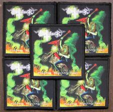 DEATHHAMMER -- Patch /Nekromantheon Aura Noir Cruel Force Condor Ketzer Desaster