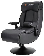 X-Rocker Elite Pro PS4 XBOX ONE AUDIO 2.1 en cuir synthétique Gaming Chair X345