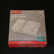 NEW Unisonic Full Feature Remote Answer Machine System 8719N OPEN BOX