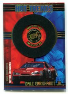 2005 Press Pass Hot Treads Holofoil 1 Dale Earnhardt Jr. Tire 92/100