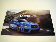 Jaguar Paper 2013 Car Sales Brochures