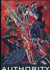 ABSOLUTE AUTHORITY VOL #1 HARDCOVER Warren Ellis DC Comics Bryan Hitch HC SRP 75