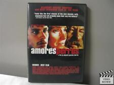 Amores Perros (Dvd, 2001)