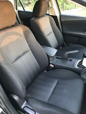 mazda 3 hatchback Interior Seats Driver Passenger And Rear Seats 09-13