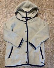 Patagonia Womens Sherpa Button Down Jacket Size L
