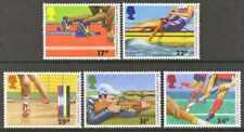 Gb Mnh Scott 1149-1153, 1986 Commonwealth Games, Sports, set of 5