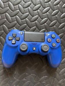 Blue ps4 wireless controller dualshock for sony playstation 4 Original Sony OEM