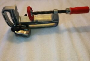 BESSEY C CLAMP WITH TRACK MADE IN GERMANY