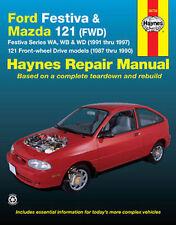 Ford Festiva WA, WB & WD 1991-1997 Workshop Repair Manual with MPN HA36736