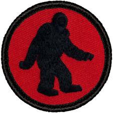 Awesome Boy Scout Patrol Patch! - 173R-Jkc The Retro Bigfoot / Sasquatch Patrol!
