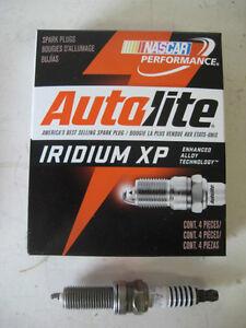 FOUR(4) Autolite Iridium XP5701 Spark Plug BOX *$3 PP FACTORY REBATE*