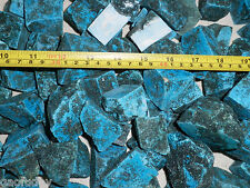 Turquoise Substitute Dyed Howlite Stone 20 to 250 g size pieces 300 gram Lot