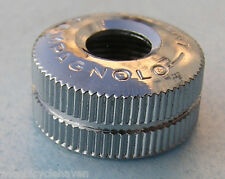 Campagnolo Nuovo Record Stainless Pump Head Cap 641 for Silca Impero /French NOS