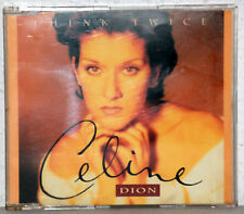Single-CD CELINE DION - Think Twice