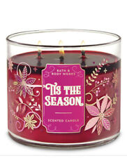 Bath & Body Works Tis The Season 3-Wick Candle