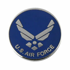 US AIR FORCE HAP ARNOLD WING LAPEL PIN - MADE IN THE USA!