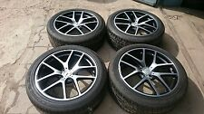 21-inch  Mercedes-Benz  AMG G-Class  Set of Four ALLOY WHEELS AND TYRES
