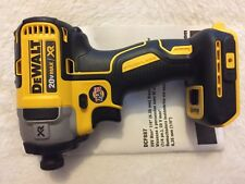 "New Dewalt DCF887B 1/4"" 3 Speed 20V Max XR Brushless Impact Driver Made in USA"