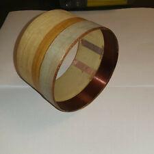 1 pcs 99.2mm Flat aluminum wire WOOFER voice coil 8ohm for JBL 2206H,2226H,2241H