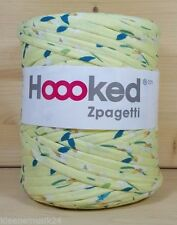 Hoooked `Zpagetti Flower Field Prints` Neu Häkeln, Stricken, Baumwolle 675
