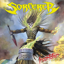 SORCERER - Incantation (NEW*US STYLE EPIC POWER METAL*C.UNGOL*WARLORD*C.GLORY)