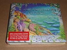 "Ozric Tentacles ""Erpland"" Ltd Edition CD/DVD Sealed [Live at the Fridge Brixton]"