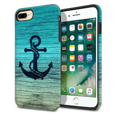 For Apple iPhone 8 Plus / iPhone 7 Plus 5.5 inch Hybrid Hard Rubber Case Cover