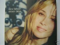 LARA FABIAN AIMER DEJA CD SINGLE edition digipack