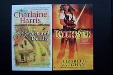 Suspense Mystery Fantasy Paperback Book Lot