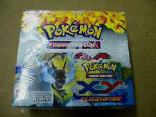 Pokemon Flashfire XY booster box 36 pack sealed unopened