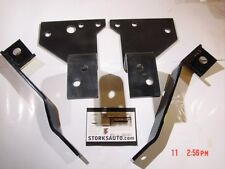 Jeep Wrangler meyer lower plow mount 87-95 YJ meyers brackets frame kit